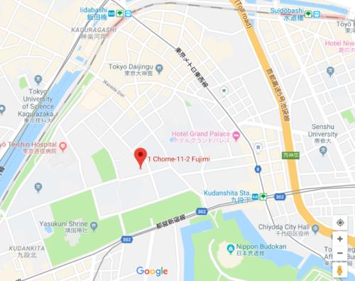 東京理科大学 富士見キャンパス
